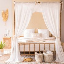 MAISONS du MONDE Ethnic Morroccan Style Throws