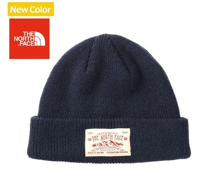 ... THE NORTH FACE Knit Hats Unisex Blended Fabrics Street Style Bucket  Hats Knit Hats ... 3d9db932b31