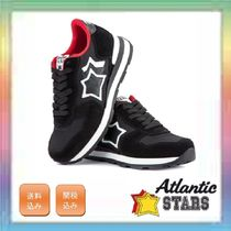 Atlantic STARS Star Casual Style Street Style Low-Top Sneakers