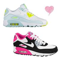 Nike AIR MAX 90 Kids Girl Sneakers
