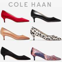 Cole Haan Tropical Patterns Casual Style Other Animal Patterns Leather