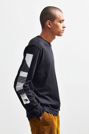 THE NORTH FACE Long Sleeve Long Sleeves Cotton Logos on the Sleeves Long Sleeve T-shirt 2