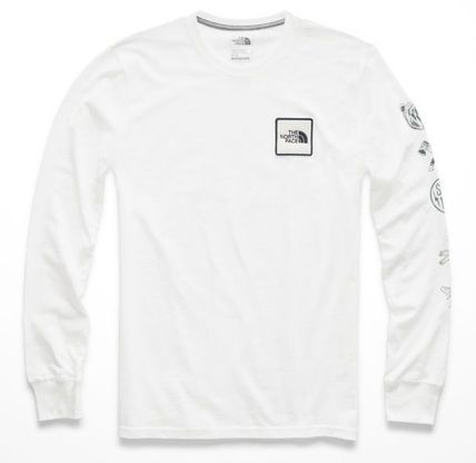 THE NORTH FACE Long Sleeve Long Sleeves Cotton Logos on the Sleeves 3