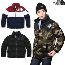 THE NORTH FACE Camouflage Down Jackets