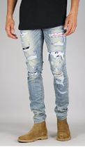 HYPER DENIM Denim Street Style Skinny Fit Jeans & Denim