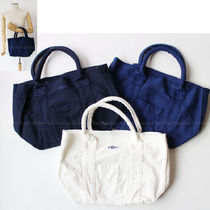 Ron Herman Casual Style Canvas Plain Totes