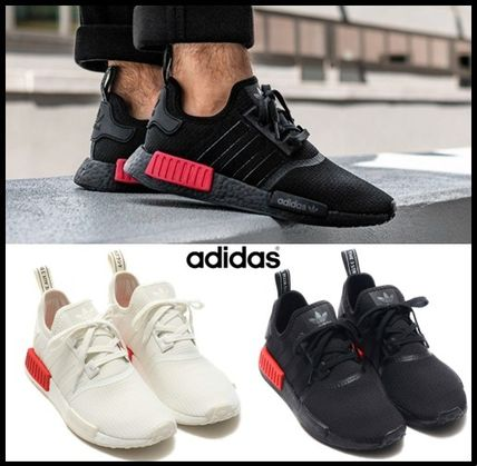 40c02b5a1 adidas NMD 2018-19AW Unisex Street Style Sneakers by Seoul Channel ...