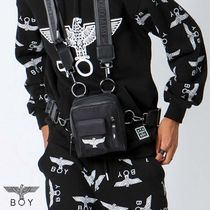 BOY LONDON Unisex Street Style 3WAY Other Animal Patterns