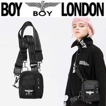 BOY LONDON Casual Style Unisex Street Style 3WAY Other Animal Patterns