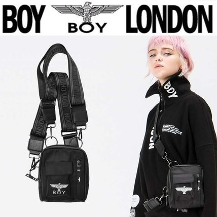 Casual Style Unisex Street Style 3WAY Other Animal Patterns