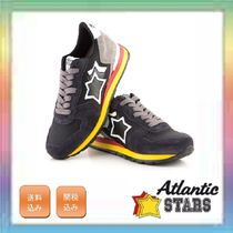 Atlantic STARS Star Casual Style Street Style Handmade Low-Top Sneakers