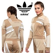 adidas Casual Style Blended Fabrics Street Style Collaboration