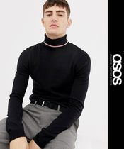 ASOS Pullovers Street Style Long Sleeves Knits & Sweaters