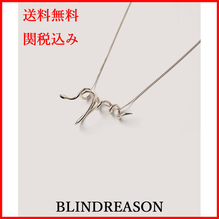 Unisex Silver Necklaces & Chokers