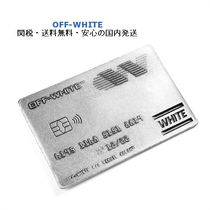 Off-White Street Style Card Holders
