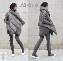 Aakasha Plain Medium Handmade Coats