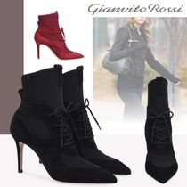 Gianvito Rossi High Heel Boots