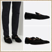 GUCCI Jordaan Loafers Plain Loafers & Slip-ons