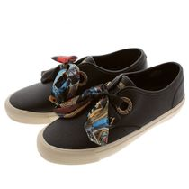 Admiral Street Style Plain Low-Top Sneakers