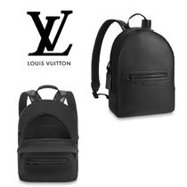 Louis Vuitton Leather Backpacks