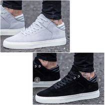 Bee Inspired Clothing Suede Street Style Plain Sneakers