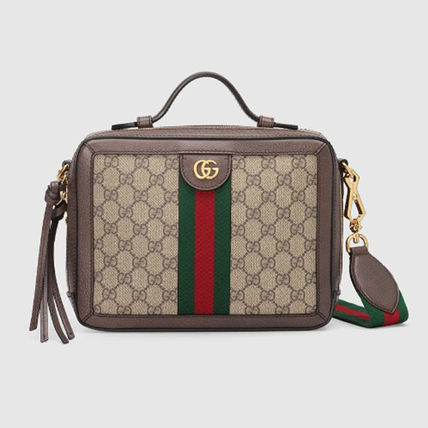 GUCCI Ophidia Ophidia Small Gg Shoulder Bag