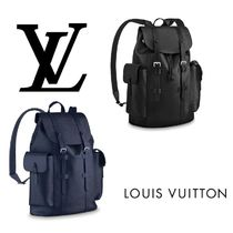 Louis Vuitton EPI Leather Backpacks