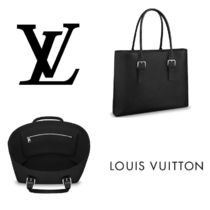 Louis Vuitton TAURILLON A4 Leather Totes