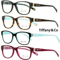 Tiffany & Co Oval Optical Eyewear