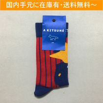 MAISON KITSUNE Collaboration Socks & Tights