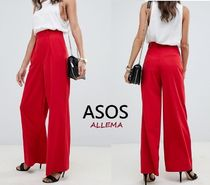 ASOS Plain Long Office Style Pants