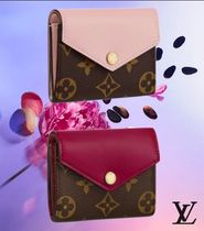 Louis Vuitton MONOGRAM Monogram Folding Wallets