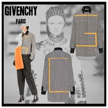 GIVENCHY Monogram Long Office Style Shirts & Blouses