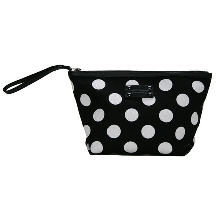 Dots Casual Style Canvas Street Style Bag in Bag Clutches