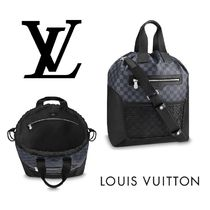 Louis Vuitton DAMIER 3WAY Leather Bags