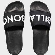 Billabong Open Toe Casual Style Plain Flip Flops PVC Clothing