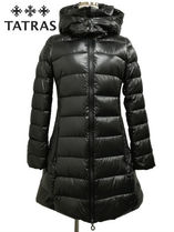 Unisex Long Down Jackets