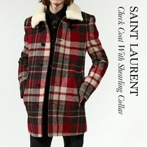 Saint Laurent Saint Laurent Peacoats