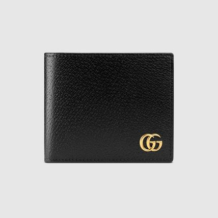 GUCCI GG Marmont Gg Marmont Leather Coin Wallet