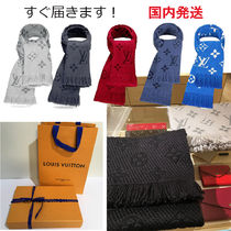 Louis Vuitton Monoglam Scarves