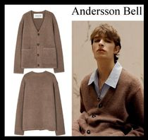 ANDERSSON BELL Unisex Street Style Cardigans