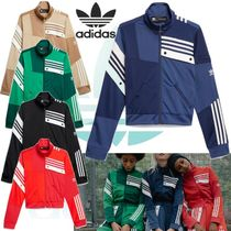 adidas Short Stripes Casual Style Collaboration Jackets