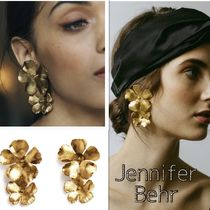 Jennifer behr Flower Patterns Tropical Patterns Handmade Wedding Jewelry