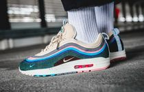 Nike AIR MAX 97 Stripes Street Style Sneakers