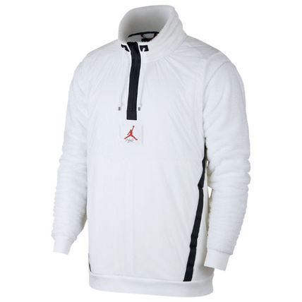bf7a505cd50 ... Nike More Jackets Unisex Street Style Collaboration Plain Jackets ...