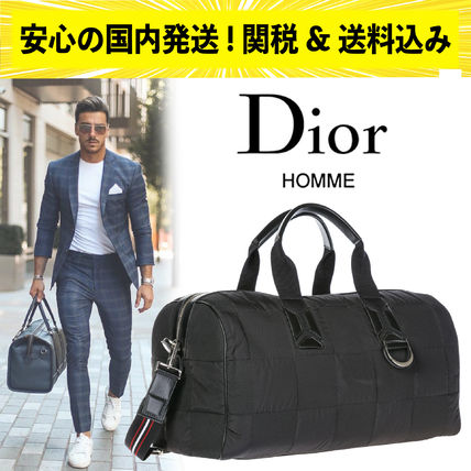DIOR HOMME Men s Boston Bags  Shop Online in US  2d3f17932ca0f