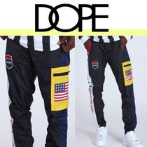 DOPE couture Nylon Street Style Bottoms