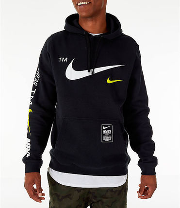 Nike Hoodies Pullovers Unisex Street Style Long Sleeves Hoodies 3