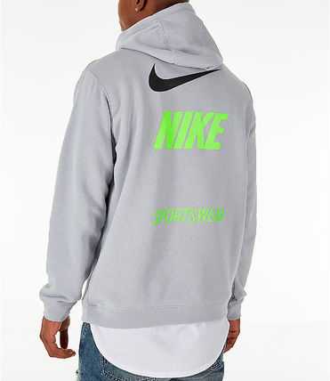 Nike Hoodies Pullovers Unisex Street Style Long Sleeves Hoodies 5