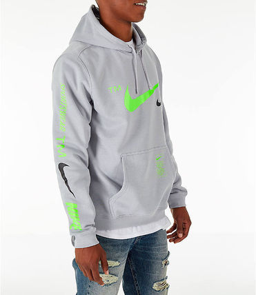 Nike Hoodies Pullovers Unisex Street Style Long Sleeves Hoodies 7